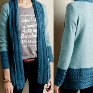 Urban outfitters knitted &knotted cardigan SZ S